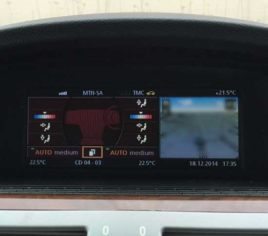 Automobilska klima