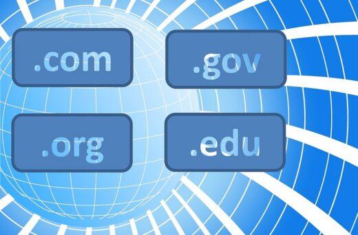 Registracija domena se vrši putem registra