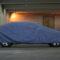Djelomična zaštita za parkirane automobile
