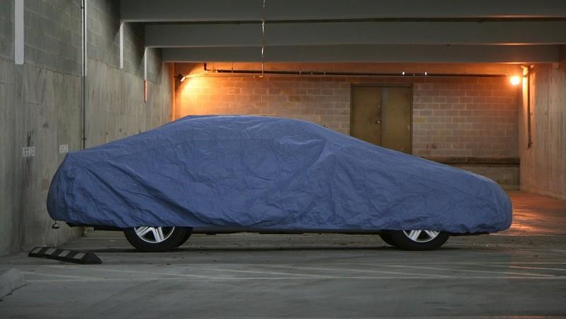 Cerada protiv tuče je kvalitetna zaštita za auto