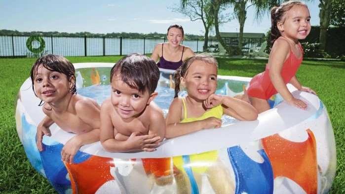 Dječji bazen Bestway Elliptic