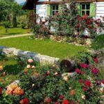 Uređenje okoliša kuće za okućnicu iz snova